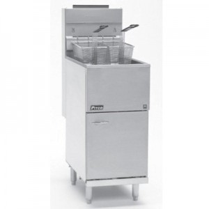 Pitco 45C+S Standard Tube Heated Gas Fryer