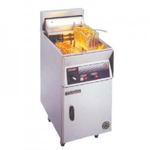 Goldstein FRE-18/1DL Single Pan Electric Fryer