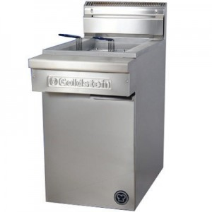 Goldstein FRG-1L Single Pan Gas Fryer