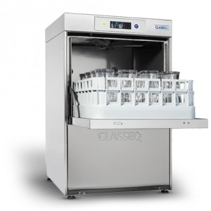 CLASSEQ G400 Undercounter glasswasher 450mm