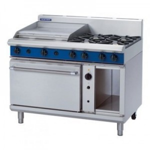 Blue Seal G56D/C/B/A Heavy Duty Gas Convection Oven