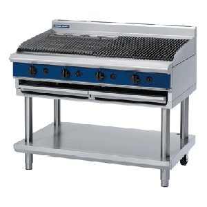 Blue Seal G598-B/LS 1200mm Gas Chargrill