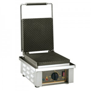 Roller Grill GES 40 Waffle Machine - Single Ice Cream Cones