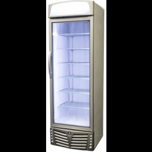 Bromic GM0440L LED Glass Door Chiller with Lightbox - 438 Litre