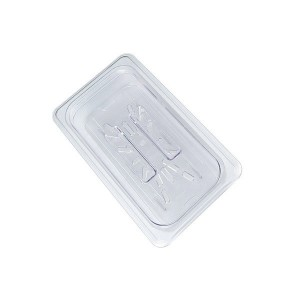 JW-P16DHH - 1/6 Gastronorm Pan Poly Lid
