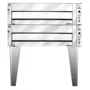 Goldstein E202 Electric Double Pizza & Bake Oven