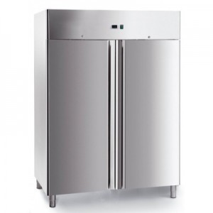 Exquisite Double Door Stainless Steel Chiller GSC1410H - 1497 litres