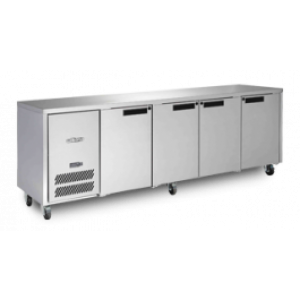 Williams HO4UFB 4-Door Refrigerated Counter