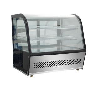 HTR120 - 120 Litre Chilled Counter-Top Food Display