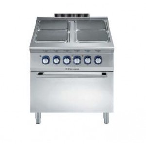 Electrolux E9ECEH4QE0 900xp 4 Electric Hot Plate Range on Electric Oven