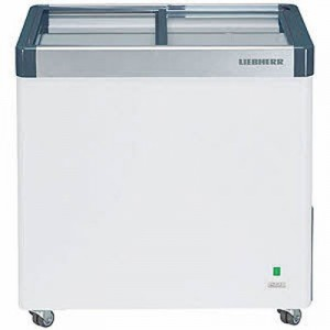 Liebherr EFE2102 Flat Glass Chest Freezer - 212 Litres