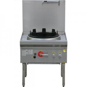LKK-1B17 Waterless Single Burner Gas Wok Cooker
