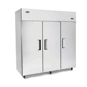 ATOSA MBF8003 Top Mounted Three Door Freezer