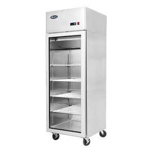 ATOSA MCF8601 Top Mounted Single Door Freezer Showcase
