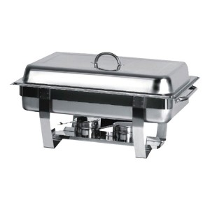 MIXRITE AT761L63 Economic Oblong Chafing Dish 600mm