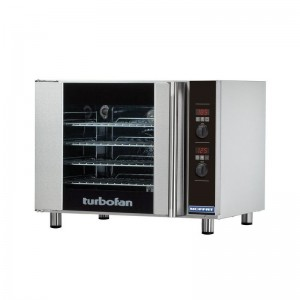 Turbofan E31D4 Electric Convection Oven