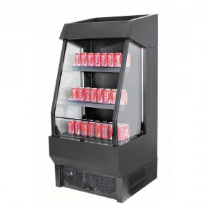 OD-706A Free Standing Open Display 165L