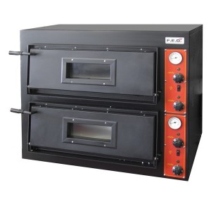 EP-1-SD - Germany's Black Panther Pizza Deck Oven
