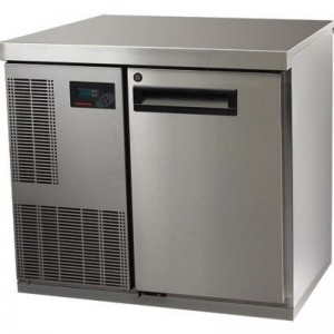 Skope PG100HF-2 Pegasus Horizontal 1/1 Series Single Doors Bench Freezer - 863mm