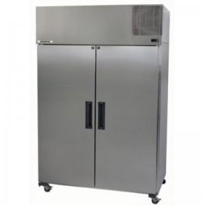 Skope PG1300VF Pegasus Vertical 2/1 Series Two Door Storage Freezer - 1298 Litre