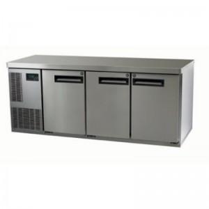 Skope PG400HF-2 Pegasus Horizontal 1/1 Series Three Doors Bench Freezer - 1799mm