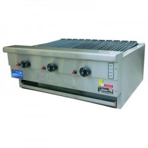 Goldstein RBA-36L Gas Char Broiler BBQ