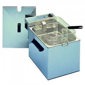 Roller Grill RF 8 S - 8 Litre Single Fryer