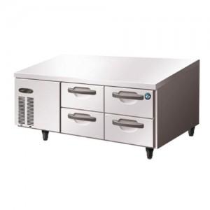 Hoshizaki RTL-140DDAC Low Boy 4 drawer Refrigerator