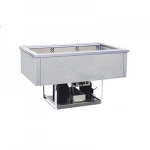 4 x GN pan ventilated cooling insert buffet unit GN4.CV