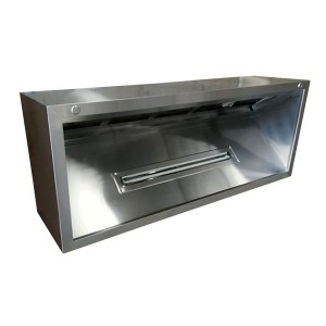 SimcoHood SH3800 Series Exhaust Canopy 3800mm