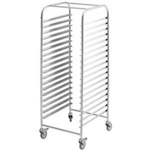 Simply Stainless SS16.2/1 GN Rack Trolley