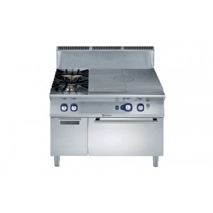 Electrolux E9STGLT01A 900xp Freestanding Gas Solid Top Target Top