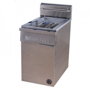 Goldstein TGF-1M/400L Turbo-Tube Marathon Gas Fryer