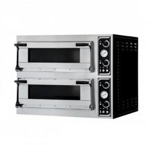 TP-2 Prisma Food Pizza Ovens Double Deck 8 x 40cm
