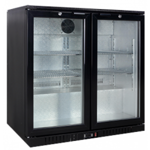 Exquisite UBC210 Back Bar Chiller - 208L Capacity