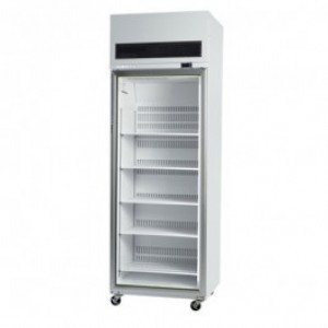 Skope VF650X Upright Glass Door Freezer 610 Litre