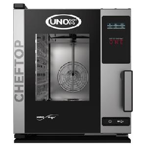 Unox CHEFTOP MIND.Maps™ COMPACT ONE XECC-0523-E1R Combi Oven