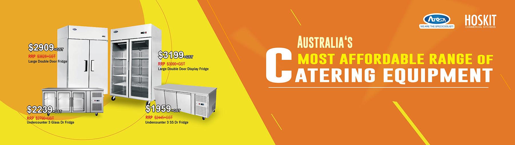 commercial kitchen equipment Melbourne